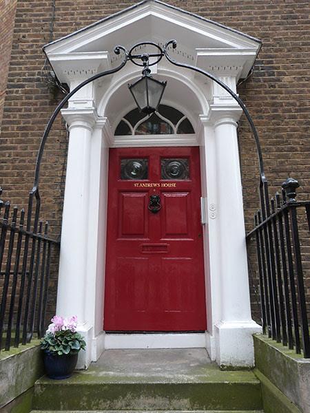 saint andrew's house