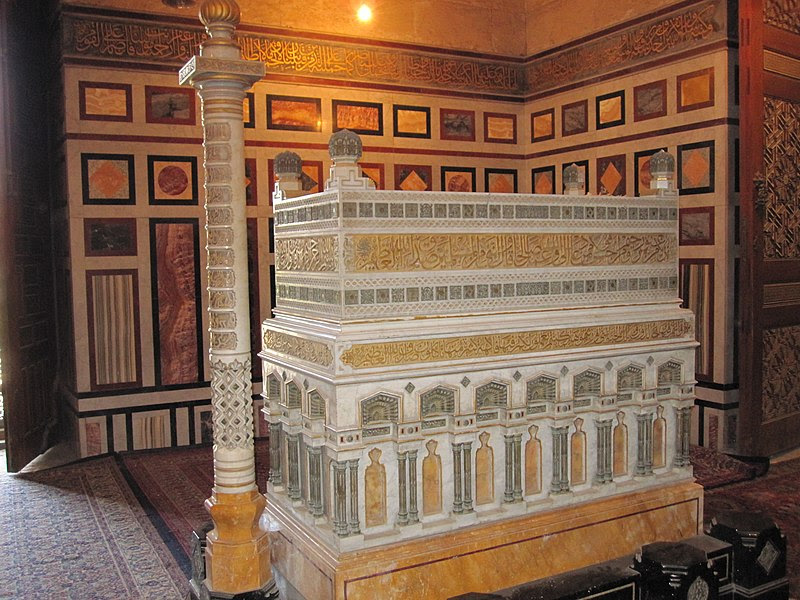 File:Tomb of Fuad I.JPG