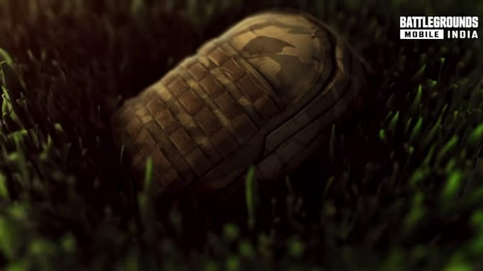 PUBG Mobile-Like Level 3 Backpack Teased by Battlegrounds Mobile India, Release Date Still a Mystery