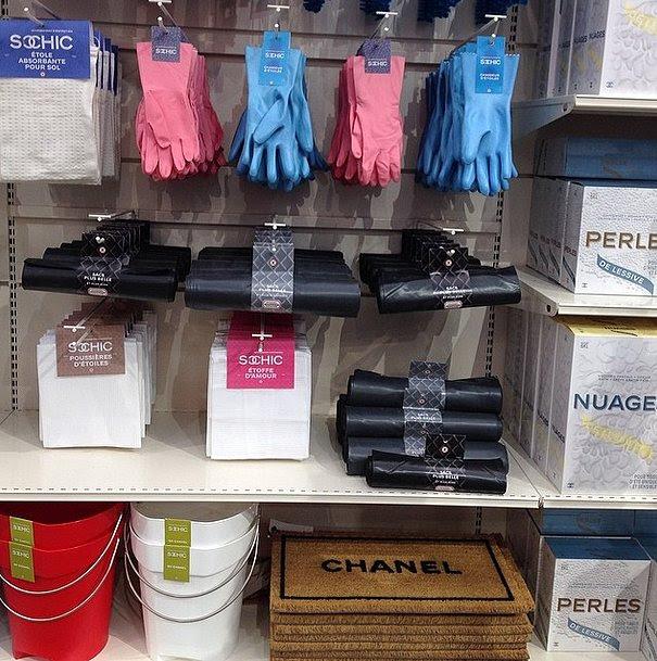 Chanel Supermarket Sweep