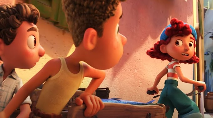 Estreno de un nuevo clip de la película 'Luca'