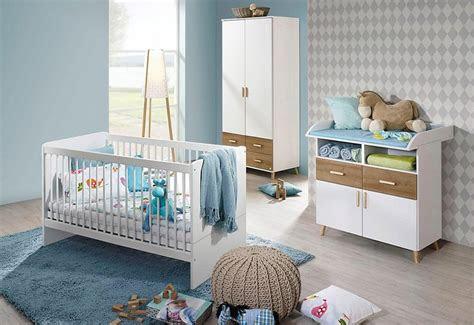 komplett babyzimmer potsdam babybett wickelkommode