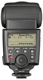 Flash Canon - Modo TTL