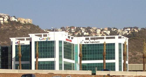 Google in Israel