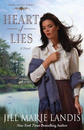 Heart of Lies: A Novel (Irish Angel Series) by Jill Marie Landis
