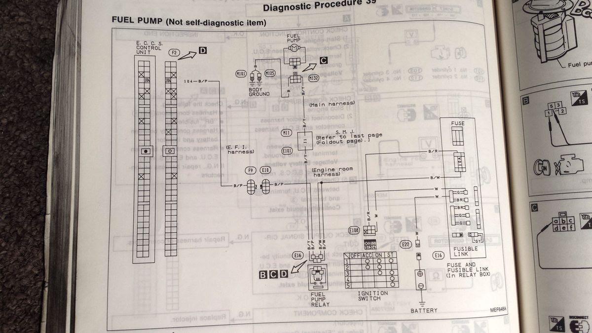 29 Nissan 240sx Wiring Diagram