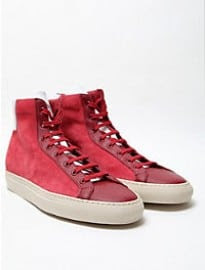 Common Projects Mens Vintage High Sneaker