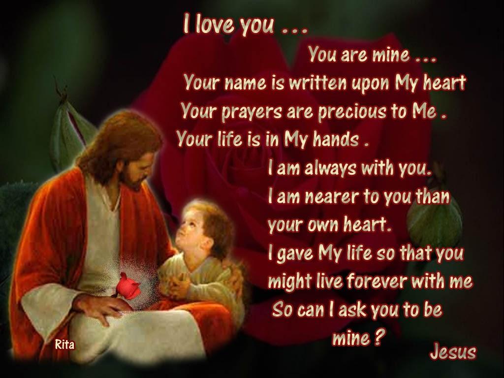 Jesus Christ Quote Picture Quote 1