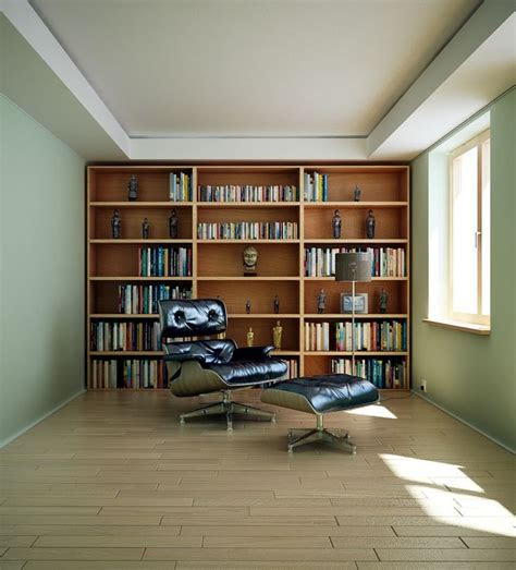 ideas  small home libraries  pinterest home