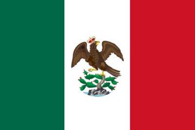 Bander Iturbide primer imperio