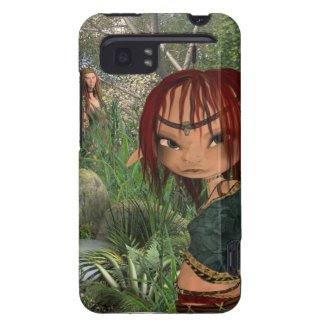 Garden Fun HTC Vivid Cases