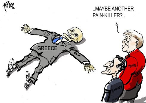 dead greece