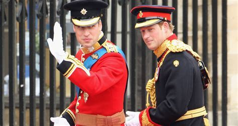 Royal wedding: Prince William will be Prince Harry's best