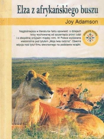 Okładka książki Elza z afrykańskiego buszu
