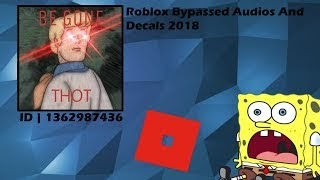 Roblox Bypasses Audios September 2019 How To Get Free Robux 2019