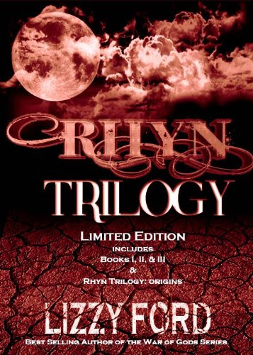 The Rhyn Trilogy by Lizzy Ford