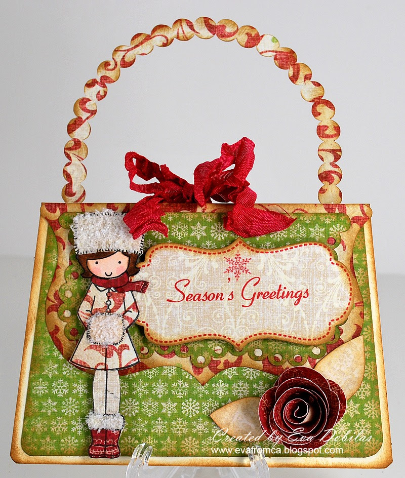 Season's Greetings GC holder