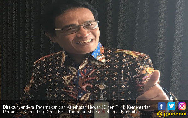 Kementan: Budidaya Ternak Sapi Gunakan Prinsip Kesrawan - JPNN.COM