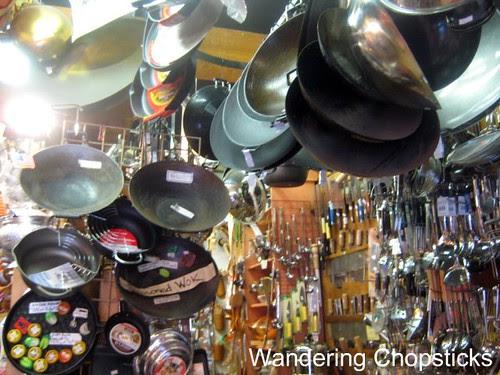 4 The Wok Shop - San Francisco (Chinatown) 3