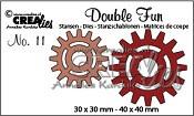 Double Fun stansen no. 11 / Double Fun dies no. 11