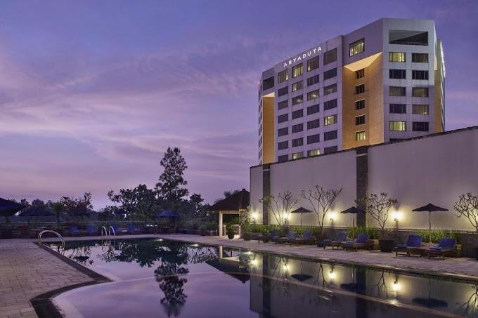 Anggunnya Kota Kembang Dari Hotel Di Bandung Aryaduta