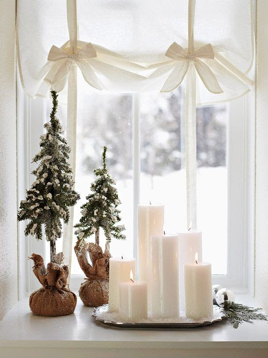 winter white simplicity