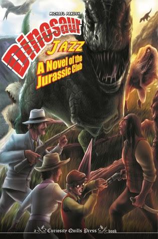 Dinosaur Jazz (The Jurassic Club, #1)