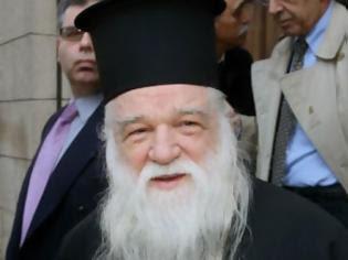 Φωτογραφία για Aμβρόσιος: Οι Εβραίοι της Ελλάδος είναι το κράτος; - Tι λέει για τον Αρτέμη Σώρρα
