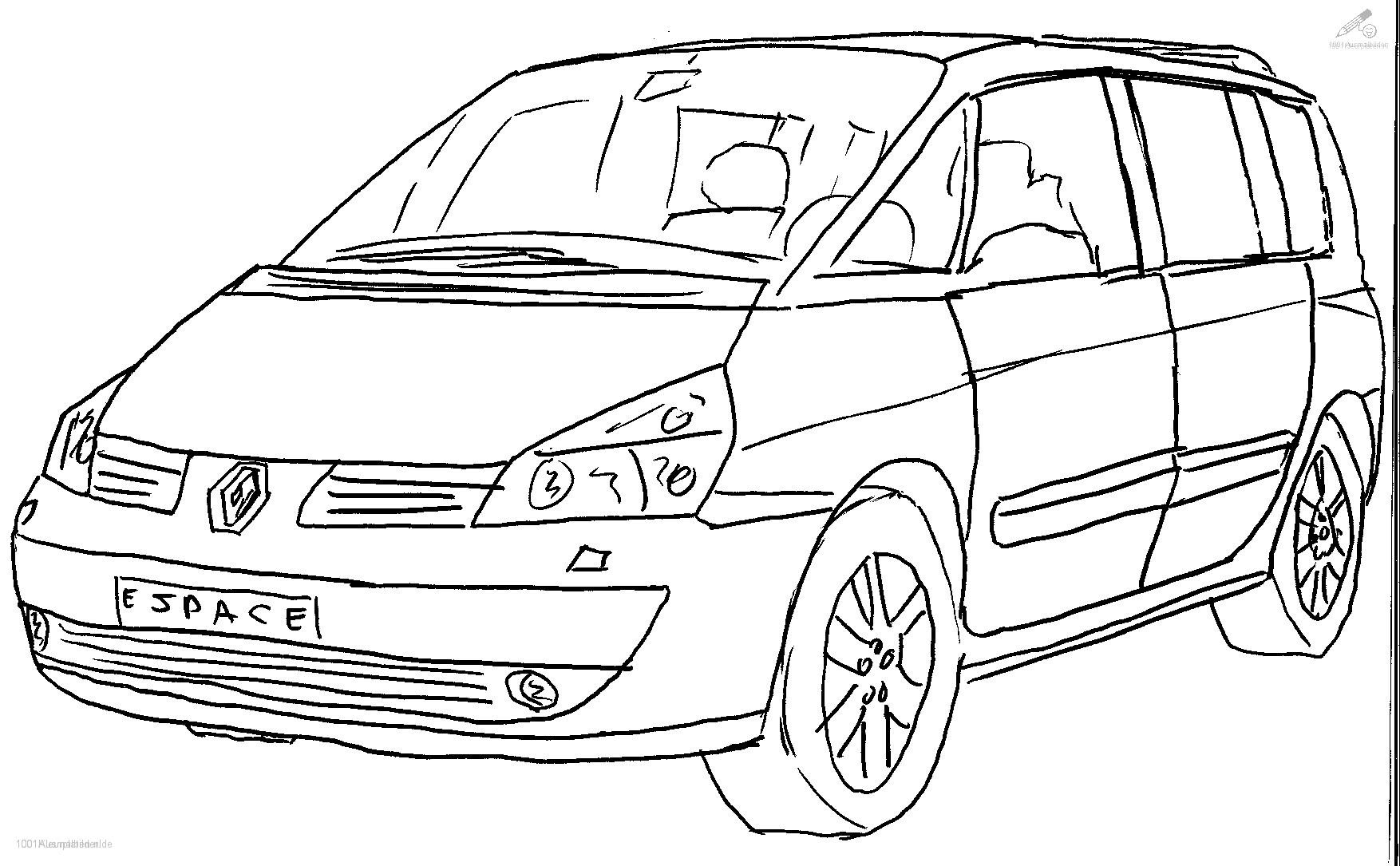 ausmalbilder auto 3
