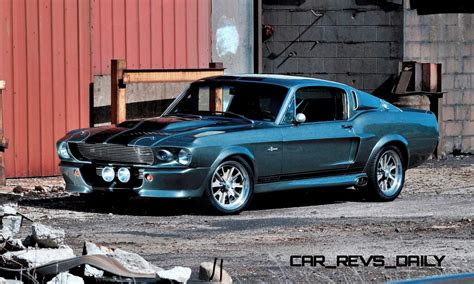 ford mustang shelby gt eleanor  mobilede wroc