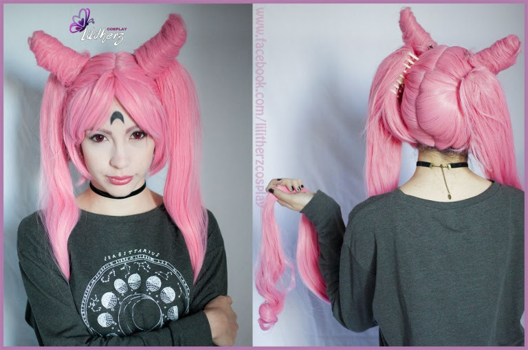 Black Lady Sailor Moon Cosplay Wigs Review Rolecosplay