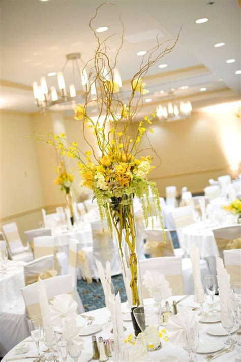 17 Best images about Yellow Wedding Flowers on Pinterest