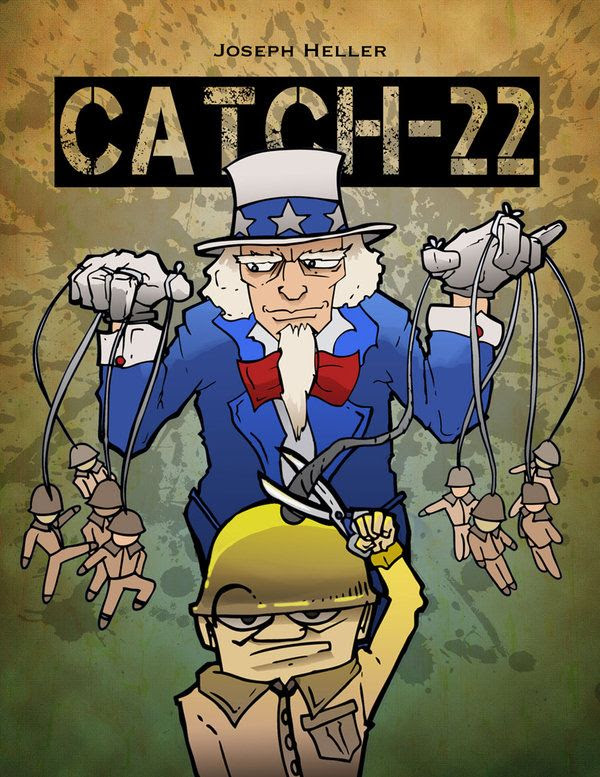 Image result for images of catch 22 cover