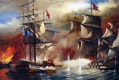 Ναυμαχία 1825