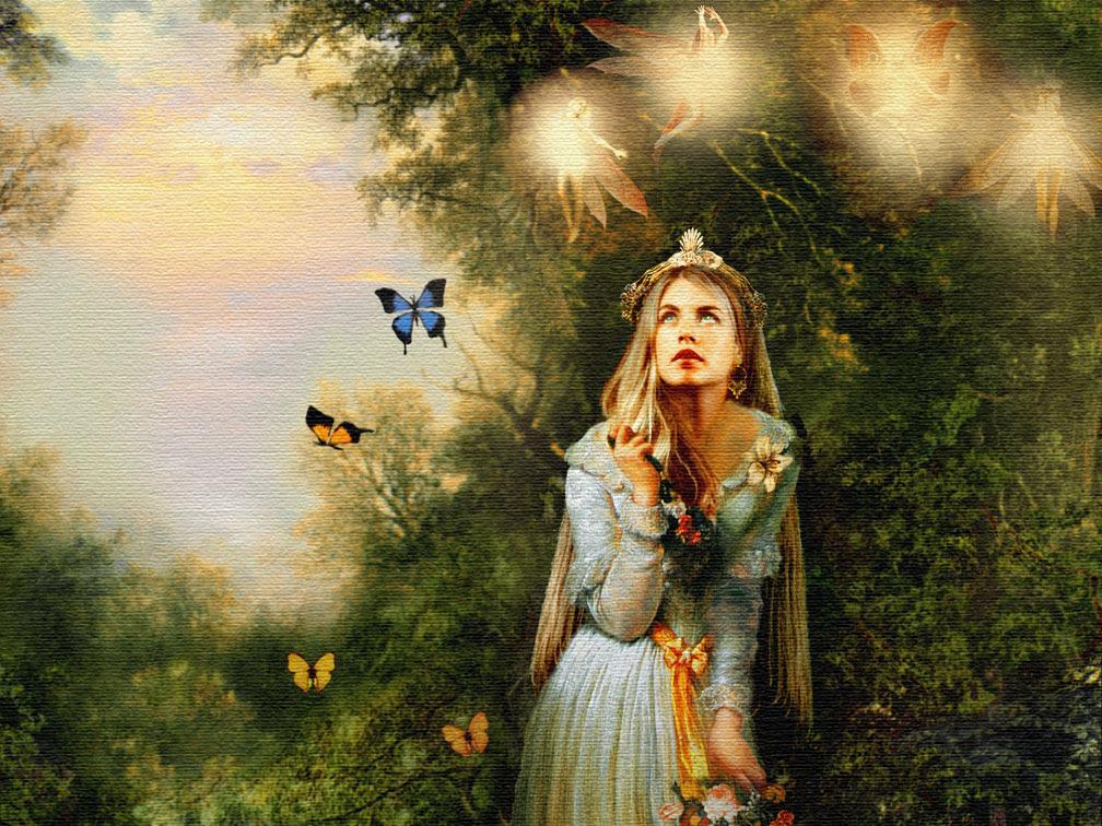 Free Fairy wallpaper free