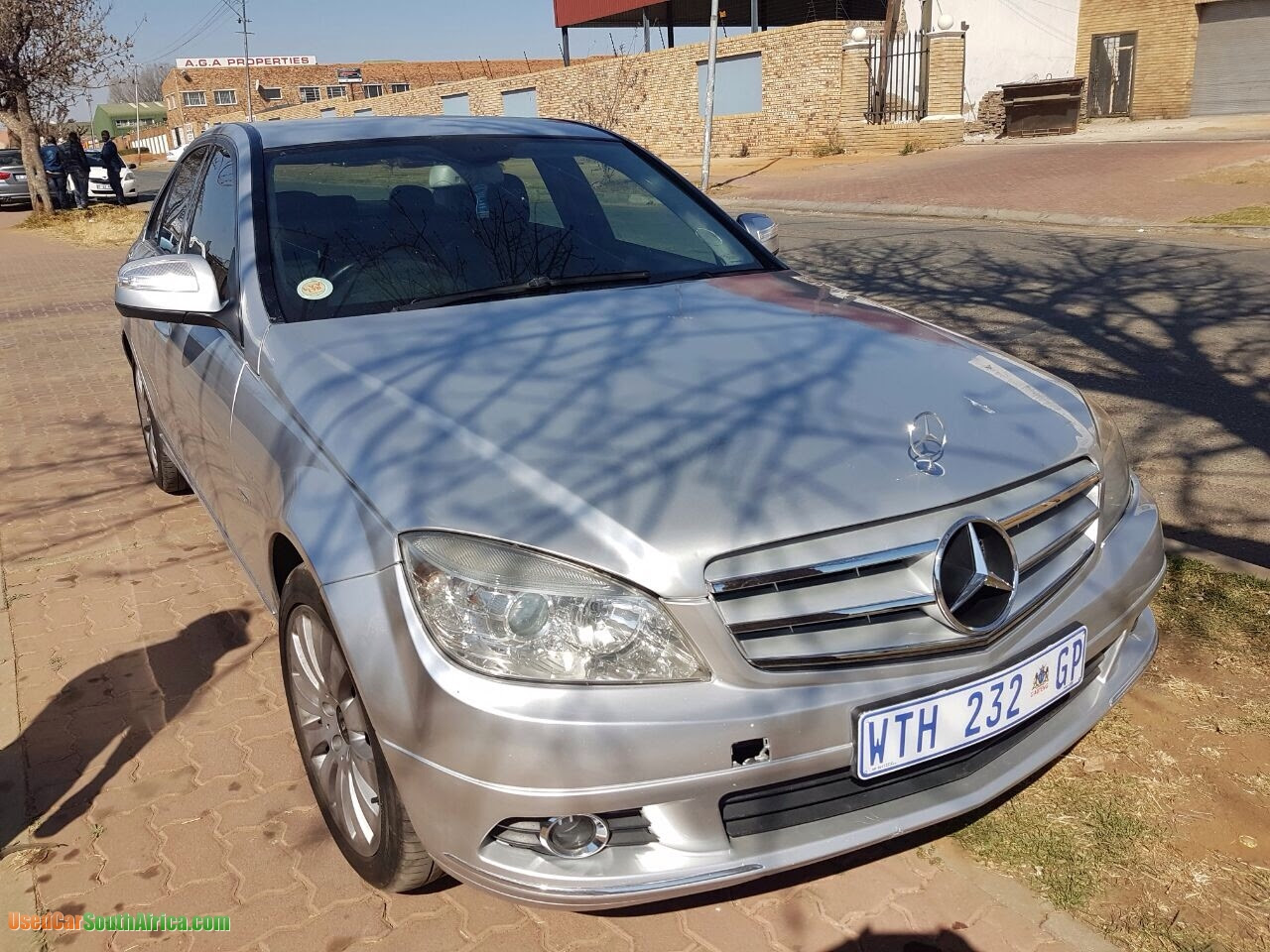 2009 Mercedes Benz C200 used car for sale in Johannesburg ...