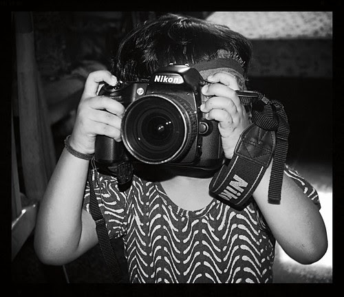 Marziya Shakir Shooting The World Of Light With A Blindfold by firoze shakir photographerno1