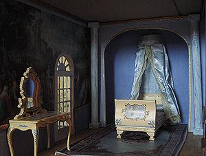 Dormitorio de mi Palacio Florentino