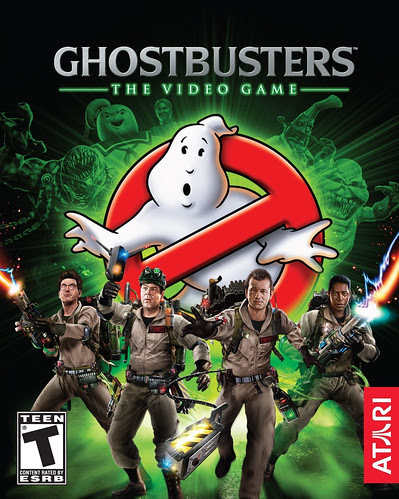 Get Into the Action!  Be A Ghostbuster!