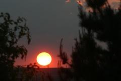 Good old sunset