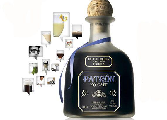 Patron XO Cafe Coffee Liqueur Elevates Cocktail Recipes
