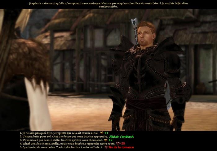 Dragon Age origines datation Morrigan êtes-vous officiellement datant bande annonce