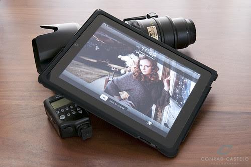 iPad and Photography