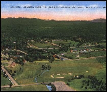 Anniston Country Club - Anniston, AL - History