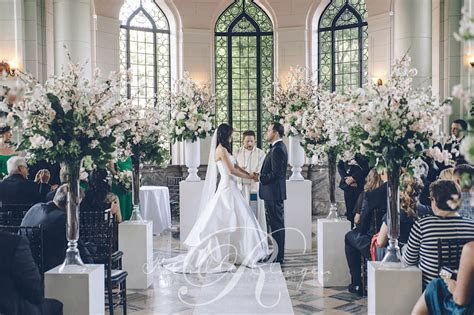 Castle Loma Elegant Wedding Ceremony Toronto   Wedding
