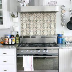 Kitchen Designs With Tile Backsplash