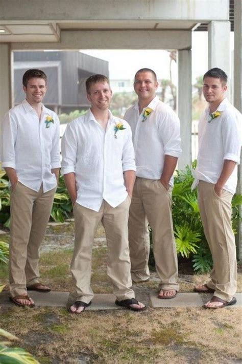beach wedding groom attire ideas   puff