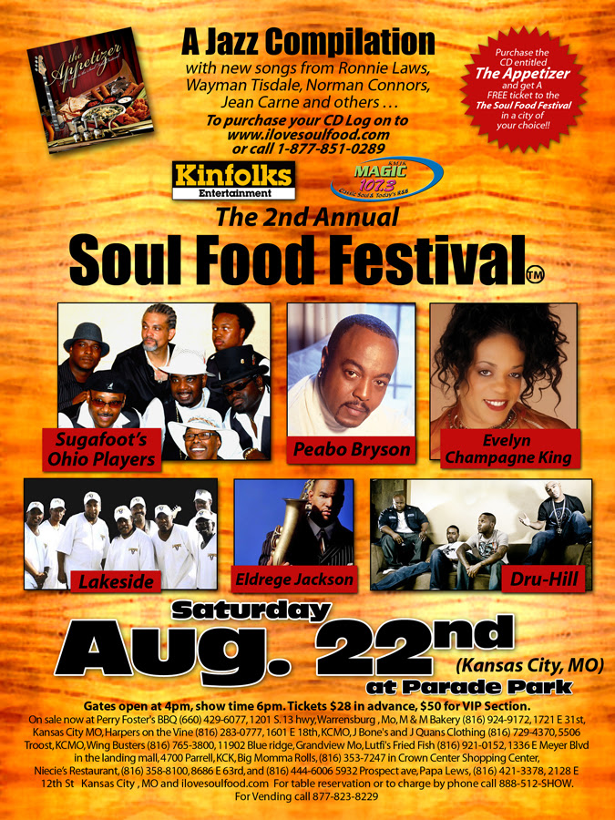 Soul Food Festival Coming Near You | Soulified