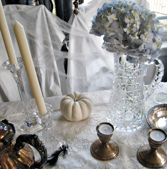 love Maegan: Haunted Halloween Tabletop Decor | Fashion | Beauty ...