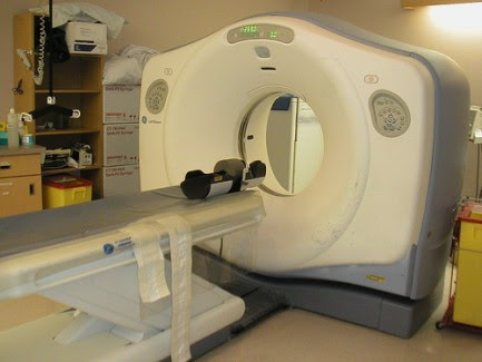 New CT Scan technology targets specific tumors. (Photo Credit: Creative Commons)